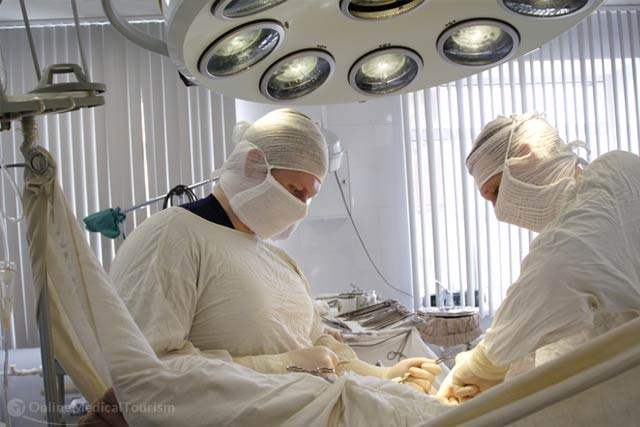 лечение стеноза желудка