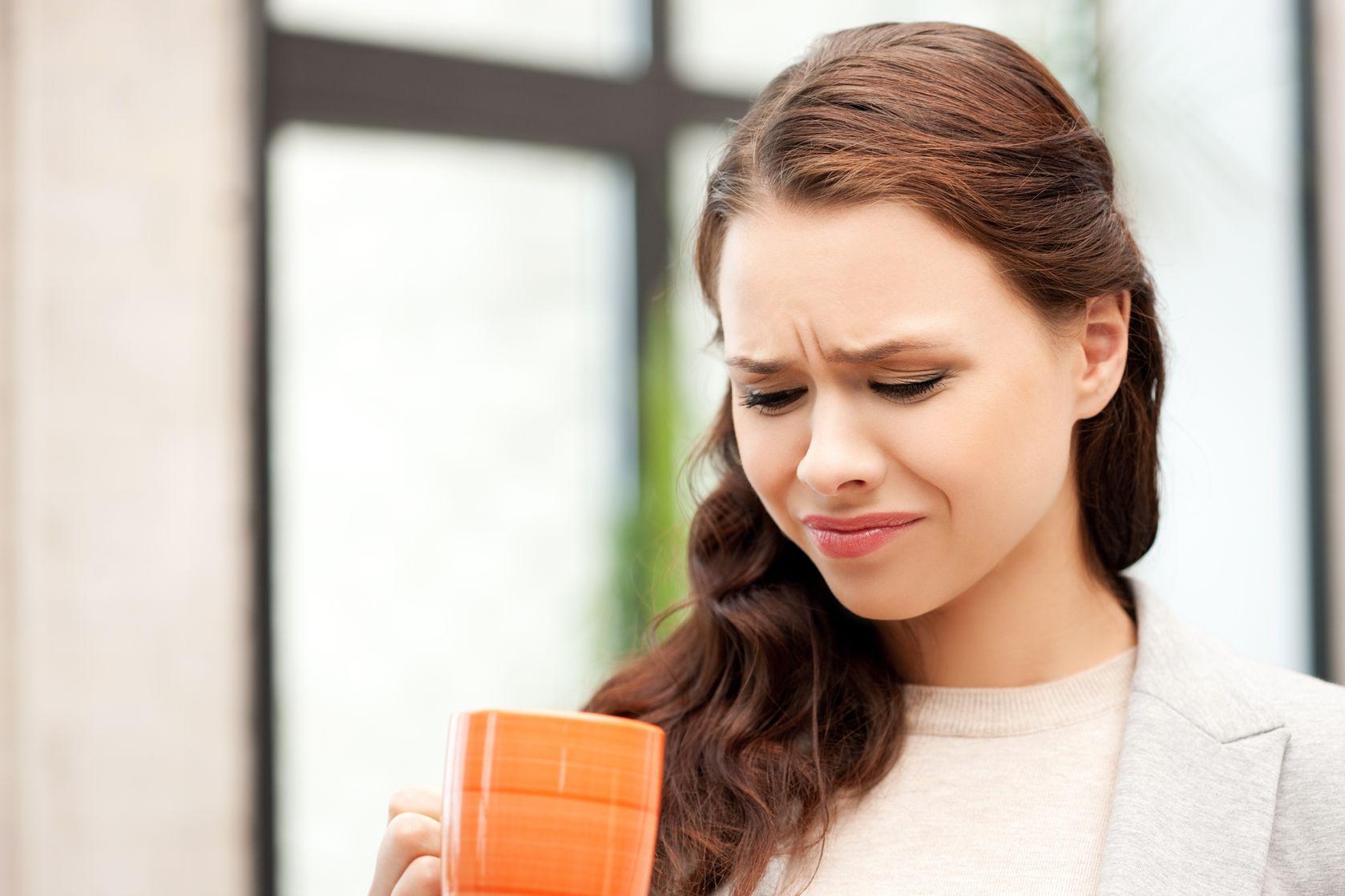 Беременность кисло во рту после еды