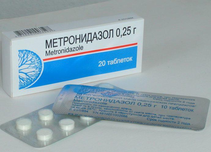 Лечение алкоголя метронидазолом