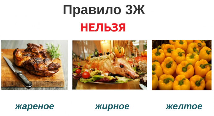 Диетические блюда при заболевании печени рецепты