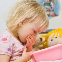 Противорвотные средства для детей