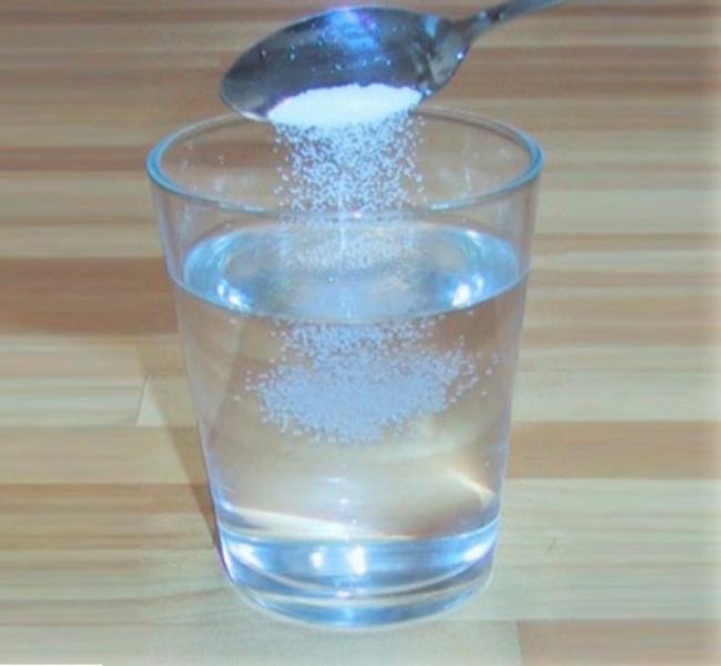 Водка и соль