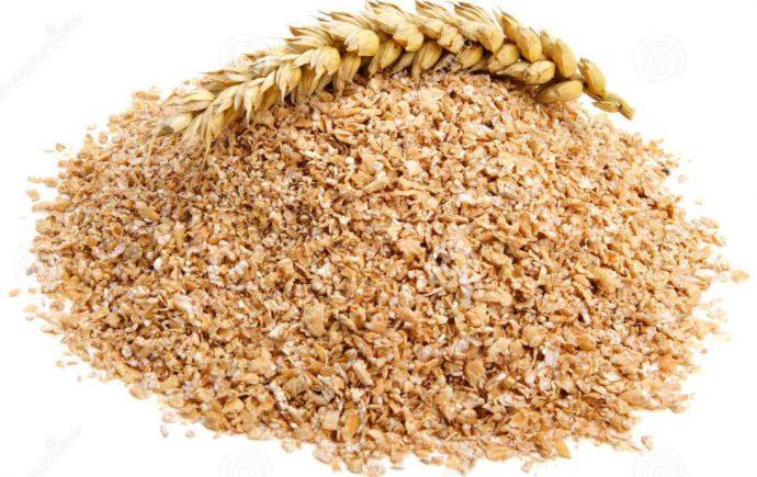 Отруби зерновых