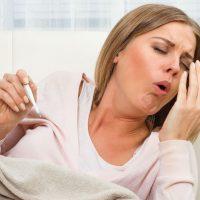 Причины и лечение кашля до рвоты у взрослого