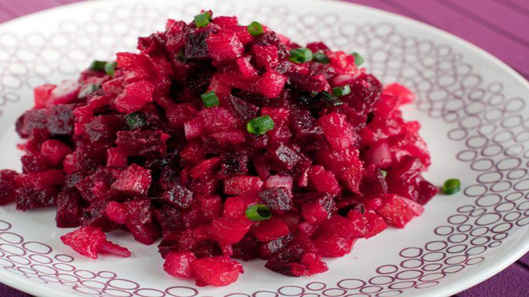 Как делать салат винегрет рецепт
