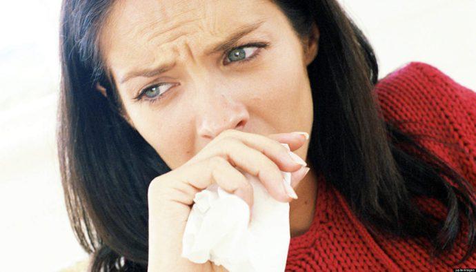 кашель при дисбактериозе