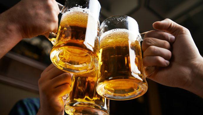 интоксикация спиртными напитками