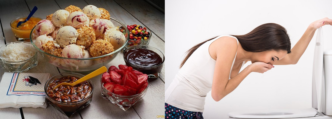 от чего может тошнить кроме беременности отравление