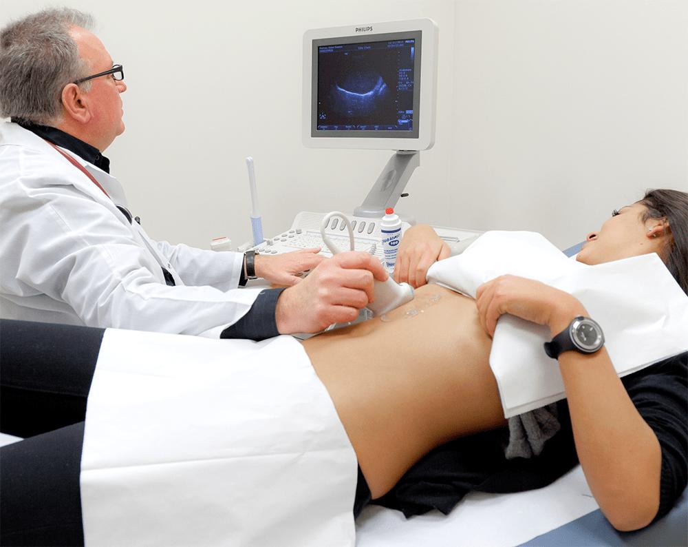 УЗИ брюшной полости как делают, что даёт и выявляет? 34