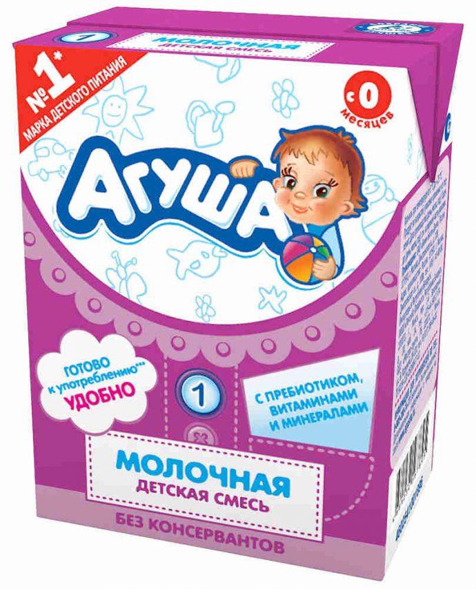 Агуша-1