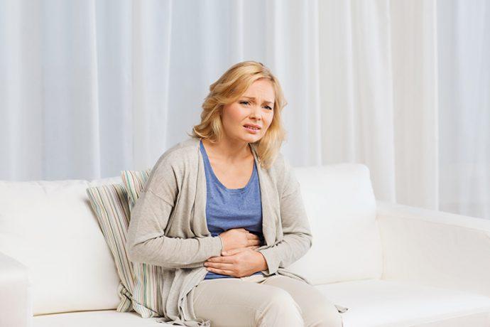 ощущение тяжести в кишечнике
