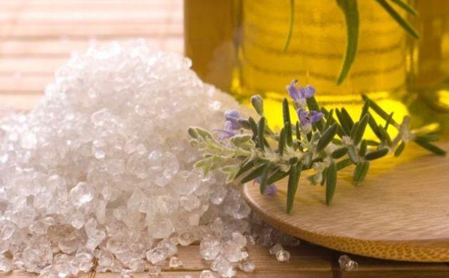Солевой раствор для клизмы