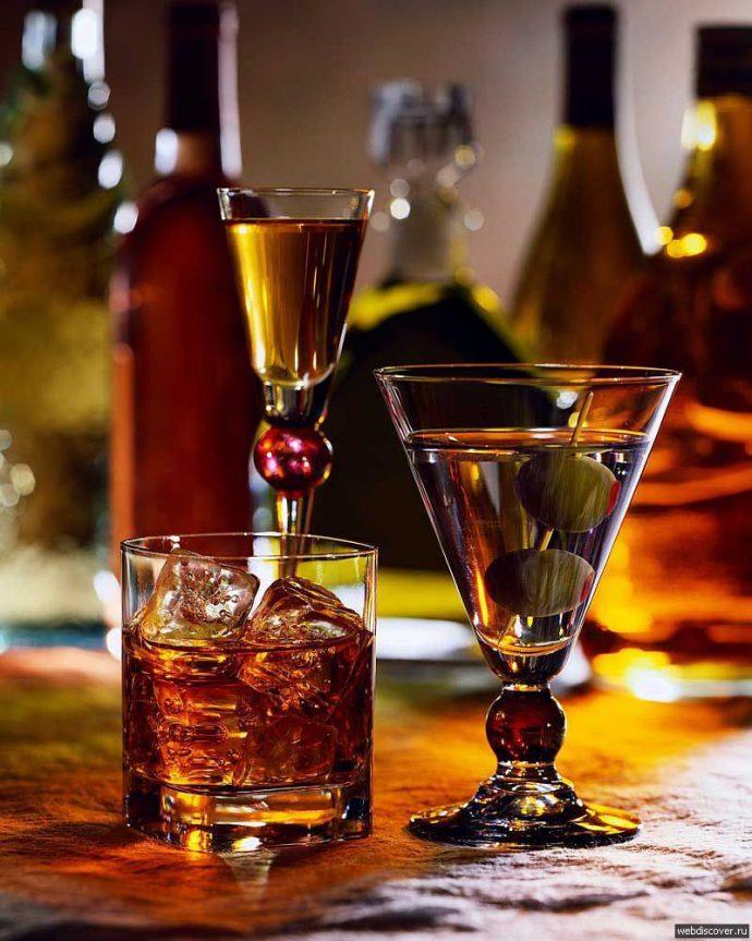 алкоголесодержащие напитки.
