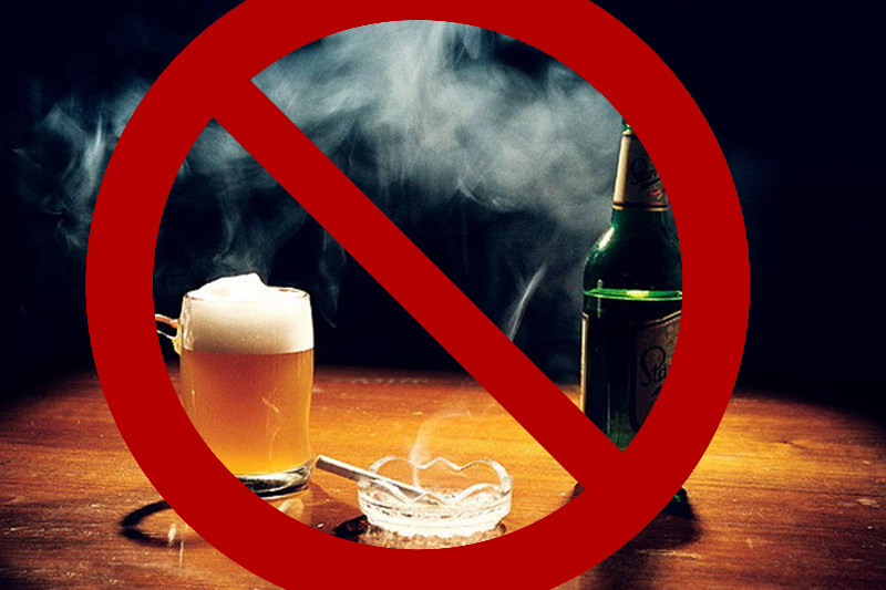 advertising alcohol and tobacco to children Public health experts have called for a ban on alcohol advertising in the uk in light of new research that claims the industry's marketing practices encourage young people to drink.