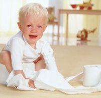 диарея у маленьких детей