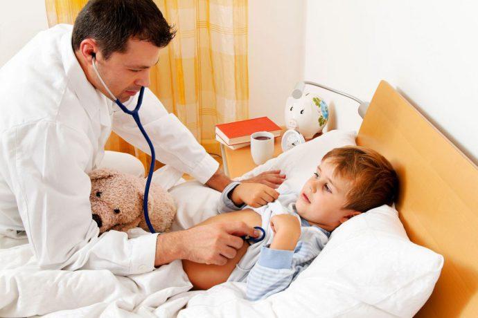 интоксикация у детей