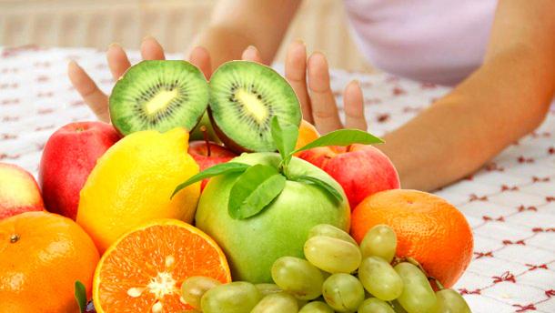 отказ от овощей  фруктов