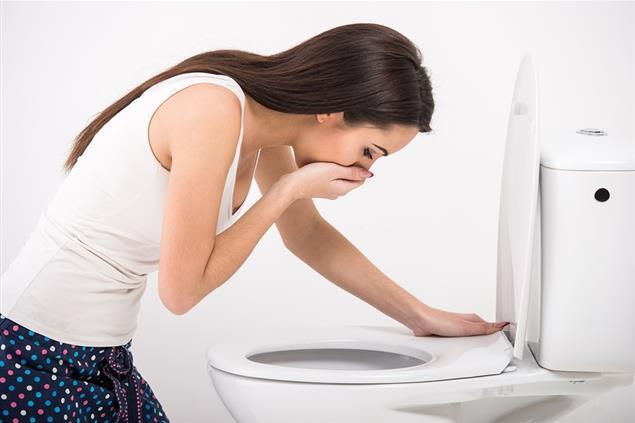 нарушение работы желудочно-кишечного тракта