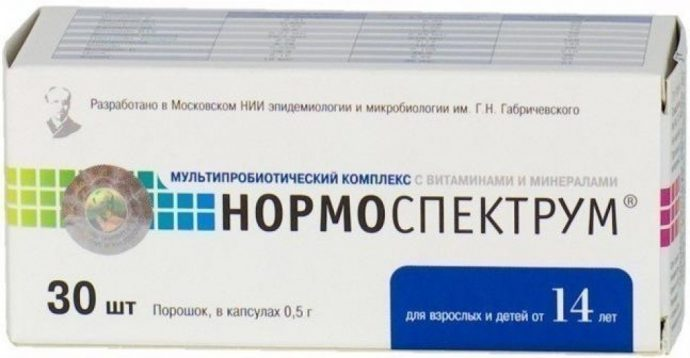 Нормоспектрум