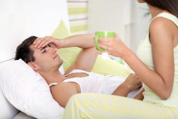 Осложнение кишечного гриппа
