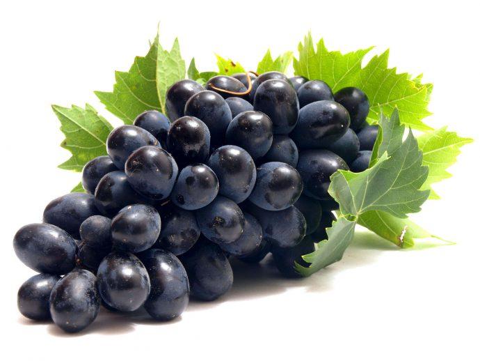 виноград при панкриотите