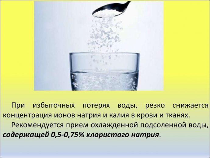 ионы натрия и калия в организме человека