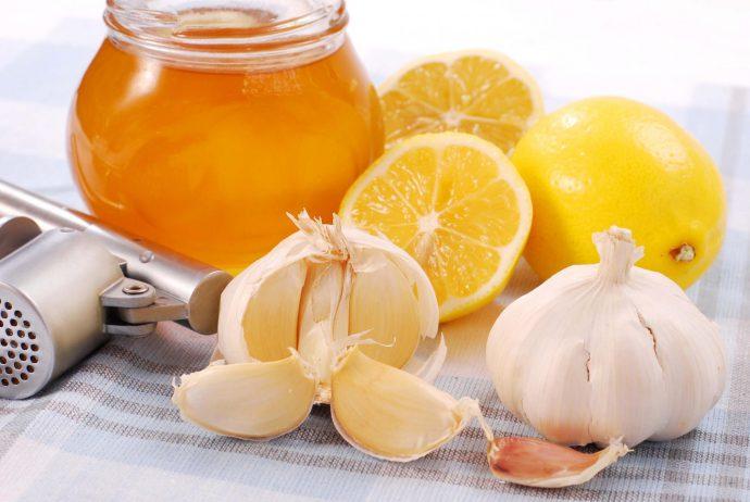мед с чесноком рецепт