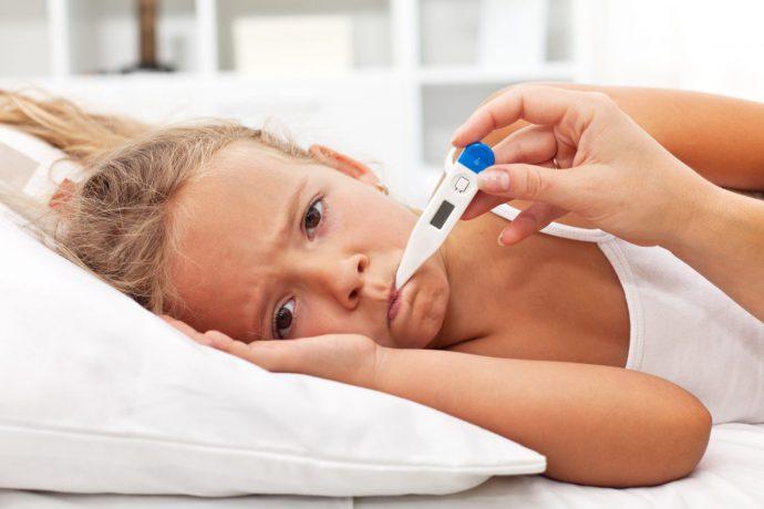 пониженный иммунитет у ребенка