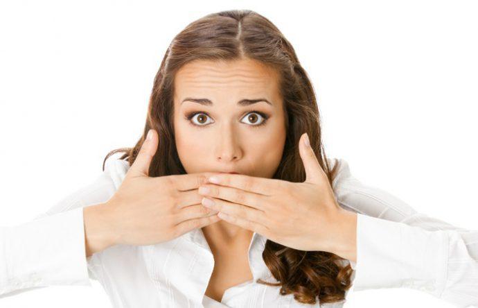 запах изо рта причины народные средства