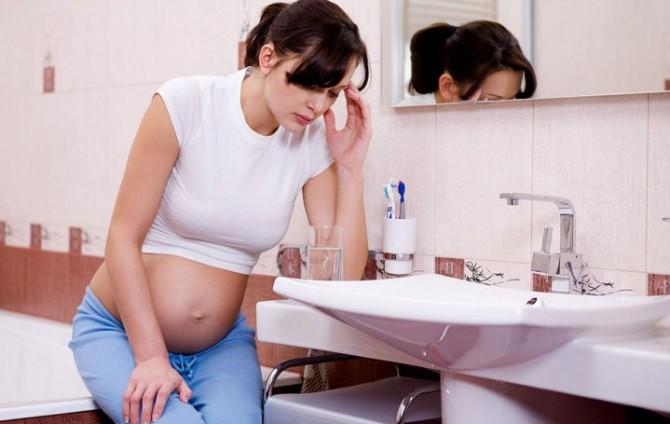 гастрит у беременных
