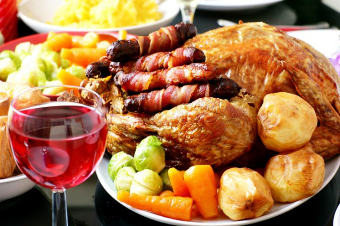 жирные жаренные блюда