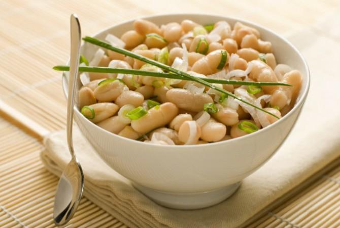 блюдо из бобовых