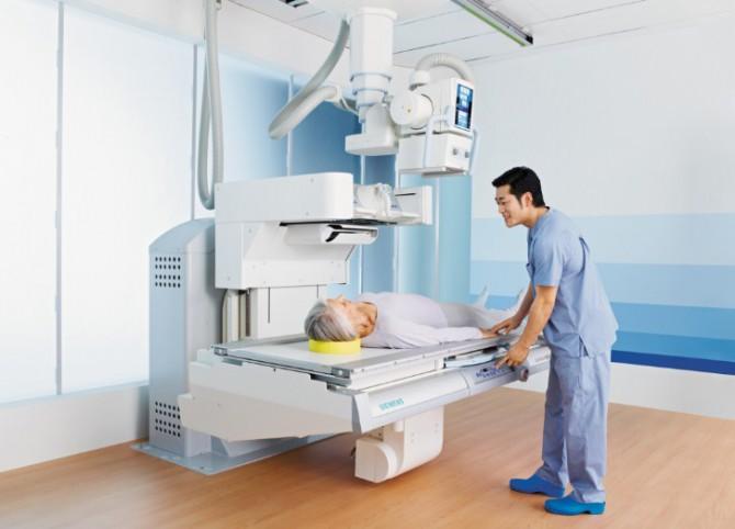обследование пациента