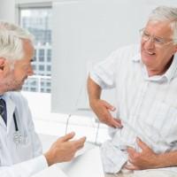Приступы боли при диагностировании язвы желудка