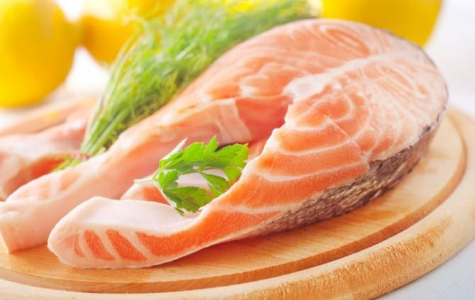 нежирная рыба
