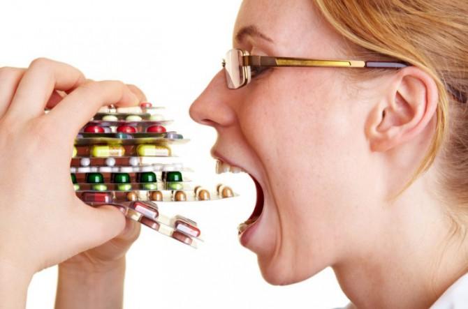 передозировка лекарств