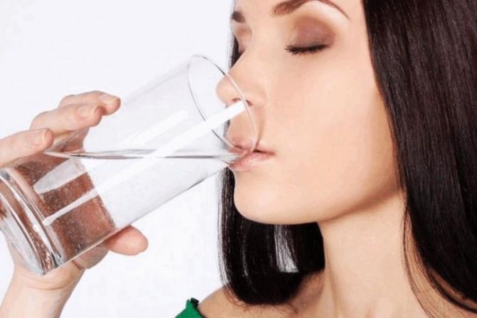 пьем воду