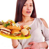 Урчание в животе после еды причины и лечение