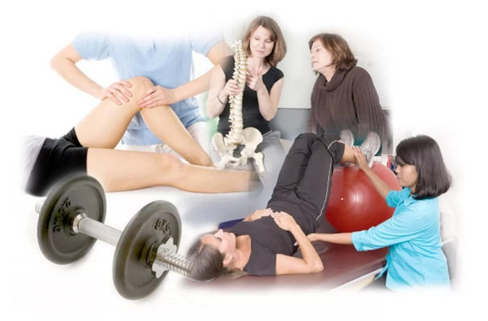 Физиотерапия и лечебная физкультура
