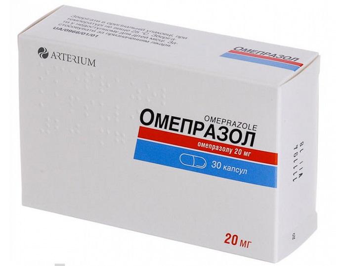 медикаментозная терапия при повышенной кислотности