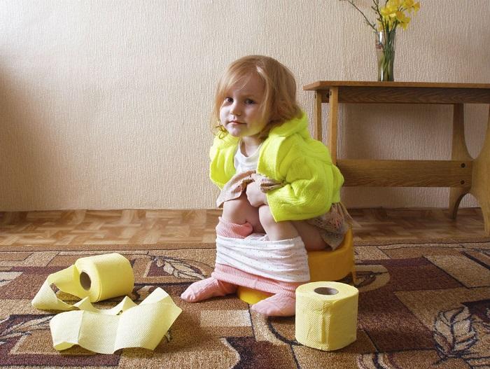 помощь ребенку при диарее