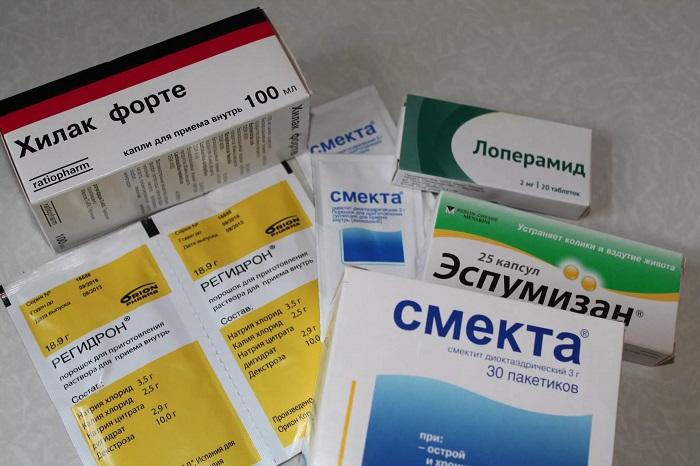препараты от поноса взрослым