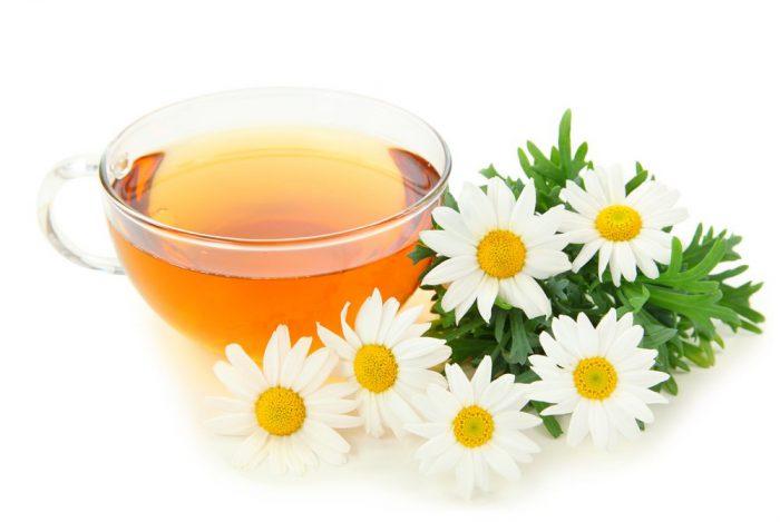 Как приготовить целебный чай