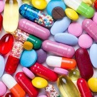 Таблетки от язвы желудка и двенадцатиперстной кишки