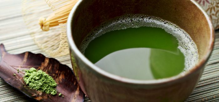 Полезные вещества в зеленом чае