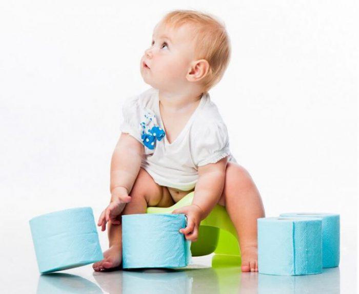 Понос у ребенка: основные причины