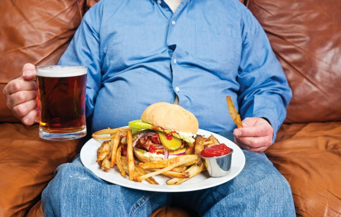 Причины возникновения гастрита желудка