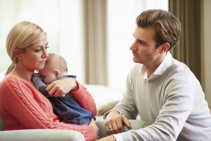 Необходимые действия родителей