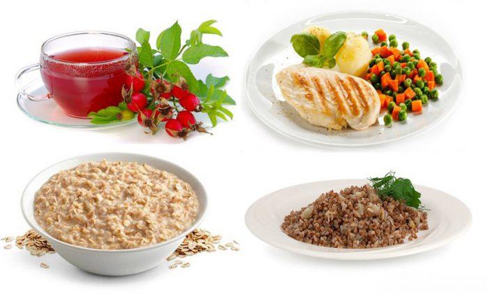 Лечебное питание при гастроэнтерите