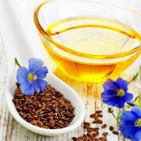 Льняное масло при язве желудка: польза, особенности применения